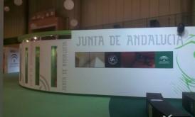 Stand Junta de Andalucía
