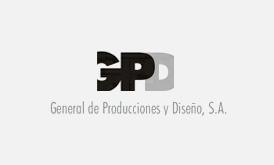 GPD General de Producciones y Diseño, S,A.