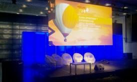 Congreso Novartis SUMA AIRE 2013. Sede Barcelona