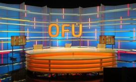 Decorado TV programa OFÚ (Canal Sur)