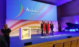Gala premios al deporte Andalucia 2015